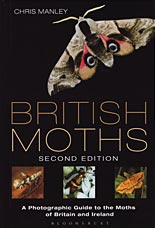 British Moths second edition cover