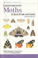 Concise Guide to the Moths of Great Britain and Ireland - second edition